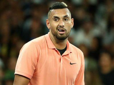 """Nick Kyrgios llama """"egoístas"""" a los organizadores del US Open"""