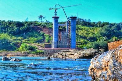 Puente de la Integración: alistan las bases para la torre principal hacia el lado paraguayo – Diario TNPRESS