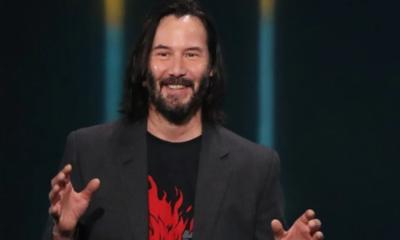 Keanu Reeves subasta una cita en Zoom para caridad