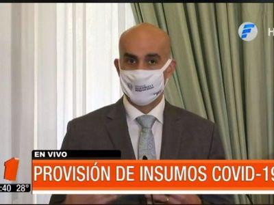 """""""No hay necesidad de que el ministro de la SEN haga cuarentena"""""""