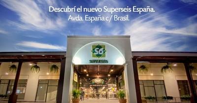 Superseis inaugura local en Asunción y ofrece 150 nuevos puestos de trabajo