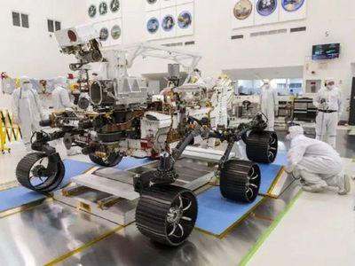 El rover retransmitirá por primera vez los sonidos de otro mundo