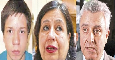 Fiscalía abre investigación al hijo de la senadora Martínez