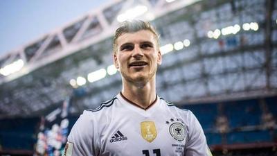 HOY / Timo Werner firma con el Chelsea hasta 2025