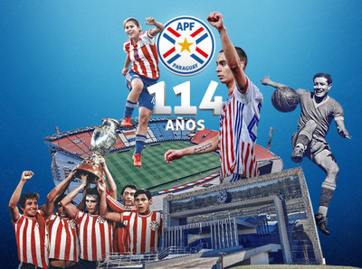 El saludo de la CONMEBOL por este nuevo festejo