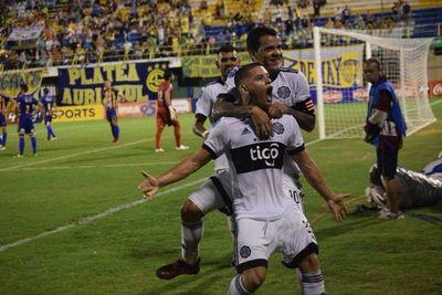 El último partido de Olimpia en el Feliciano Cáceres
