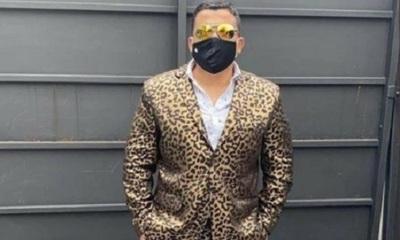 Abogado Leopardo quiere estar en el Baila