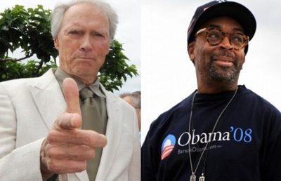 Cuando Clint Eastwood le dijo a Spike Lee que se calle