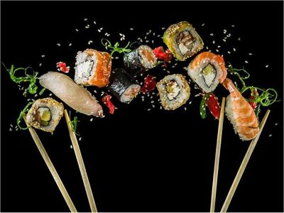 Sushi: una comida con historia