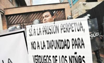 HOY / Colombia aprueba cadena perpetua a violadores de menores de edad