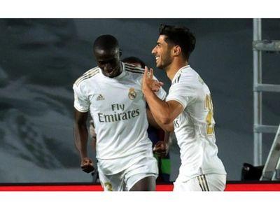 Real Madrid gana y sigue acechando al Barcelona