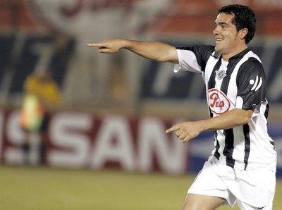 """Juan Samudio: """"El hacer goles es como un arte para mí"""""""
