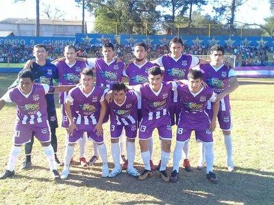 1° de Marzo campeón de la Liga Campo 9
