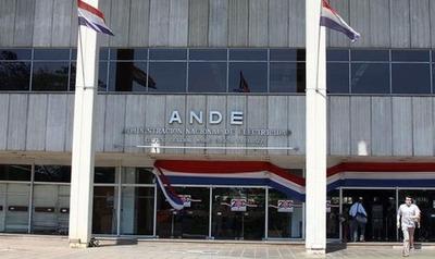 Senadores aprobaron anulación de facturas de la ANDE Y ESSAP – Prensa 5