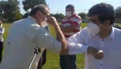 Fiscal Colmán: Intendente de San Roque González está imputado, no detenido