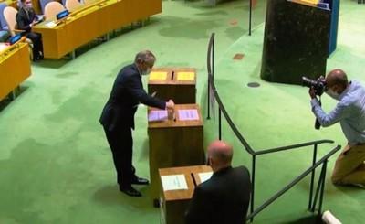 Escogen a Paraguay para ejercer vicepresidencia en Asamblea de la ONU