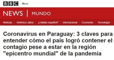 La BBC de Londres se hace eco del éxito paraguayo