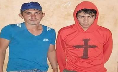 Hermanos pasarán 8 años encerrados por robar celulares y bolsos