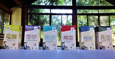 Yerba mate FD, producto orgánico paraguayo con calidad de exportación