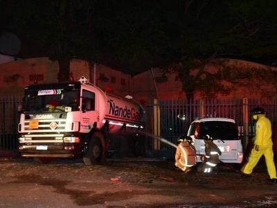 Falleció otra víctima tras explosión en taller mecánico de Villa Elisa