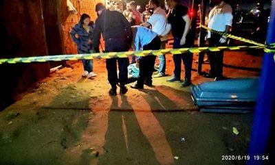 Motoasaltantes matan a un joven en Pedro Juan