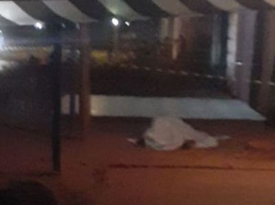 Asesinan a un trabajador para robarle su moto en fracción Santa Teresa