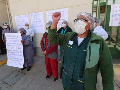Nuevo récord diario de contagios de la Covid-19 en Bolivia