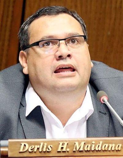 """Diputado cartista niega que """"apriete"""" a la Corte represente tráfico de influencia o viole la constitución"""