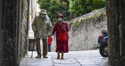 Europa reporta más de 2,5millones de casos de covid-19