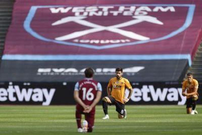 West Ham, sin Fabián Balbuena, cae en casa con el Wolves