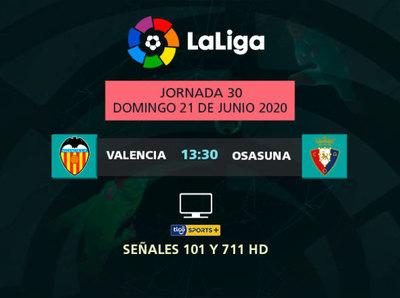 Valencia busca puestos de Europa League
