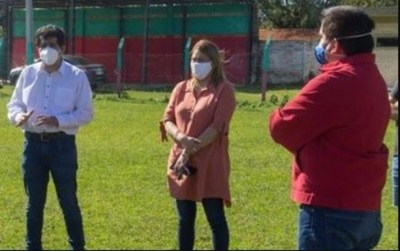 Intendente de San Roque abandonó albergue, pero Fiscalía analiza su imputación
