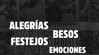 Clubes y referentes del fútbol paraguayo saludan al padre en su día