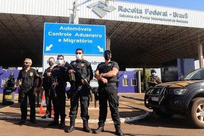 Brasil extiende el cierre de fronteras durante 15 días más