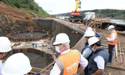 Verifican avance de obras en Puente de la Integración y el Multiviaducto – Diario TNPRESS