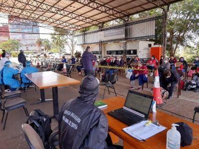 Covid-19: Más de 700 compatriotas llegan al país esta semana