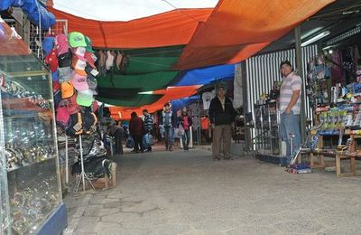 Comerciantes de Alberdi también claman por ayuda al Gobierno