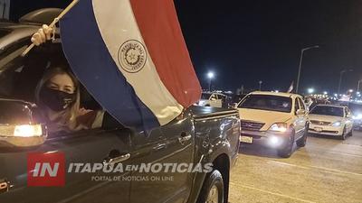 HOY SERÁ EL SEGUNDO BOCINAZO CONTRA LA CORRUPCIÓN EN ENCARNACIÓN