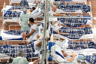 Mientras superan el millón de contagios: Bolsonaro insiste en que la reacción a la pandemia fue exagerada