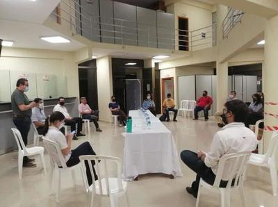 Realizaron reunión interinstitucional de lucha contra el Coronavirus – Prensa 5
