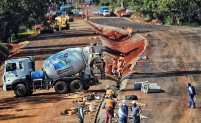 Multiviaducto CDE: Prevén habilitación de la Ruta PY 02 para agosto