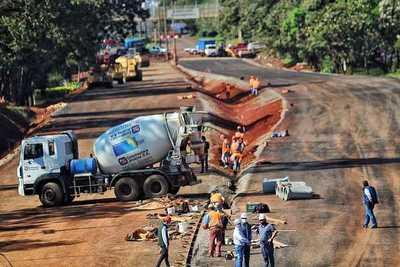 El multiviaducto en el km 7 potenciará el desarrollo económico en Alto Paraná