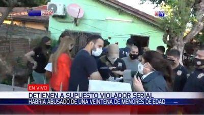 Líder religioso es detenido tras ser sindicado de abusar a más 20 adolescentes – Prensa 5