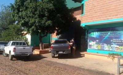 Allanan depósito ante sospechas de venta ilegal de químicos