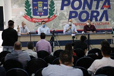 Alarmante: Sube a 98 el número de contagios en Ponta Porã