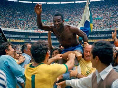 """Brasil del 70, el """"jogo bonito"""" en su máximo esplendor"""