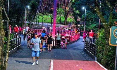 Parque Lineal de Itaipú reabre sus puertas este miércoles