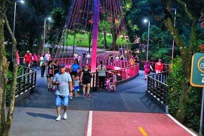 Parque Lineal de ITAIPU reabre sus puertas este miércoles con implementación de medidas sanitarias