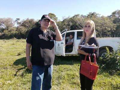 Fiscalía investiga delito ambiental en la Cordillera del Ybyturuzú • Luque Noticias