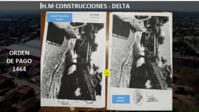 """Denuncian bacheos """"fantasma"""" en San Lorenzo"""